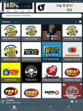 Radio Philippines: FM Radio, Online Radio Stations screenshot 12