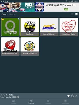 Radio Philippines: FM Radio, Online Radio Stations screenshot 14