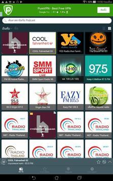 5 Schermata วิทยุออนไลน์ Radio Thailand