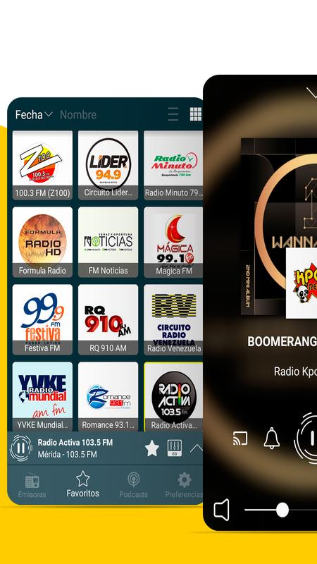 57b14d80be63b Radio Venezuela for Android - APK Download