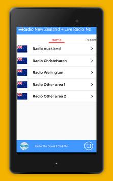 Radio New Zealand + Live Radio Nz, New Zealand App » APK