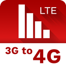 3G To 4G LTE with Internet Speed Test & Data Usage APK Android