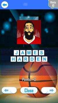 Guess Basketball Name screenshot 4