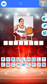 Guess Basketball Player screenshot 3