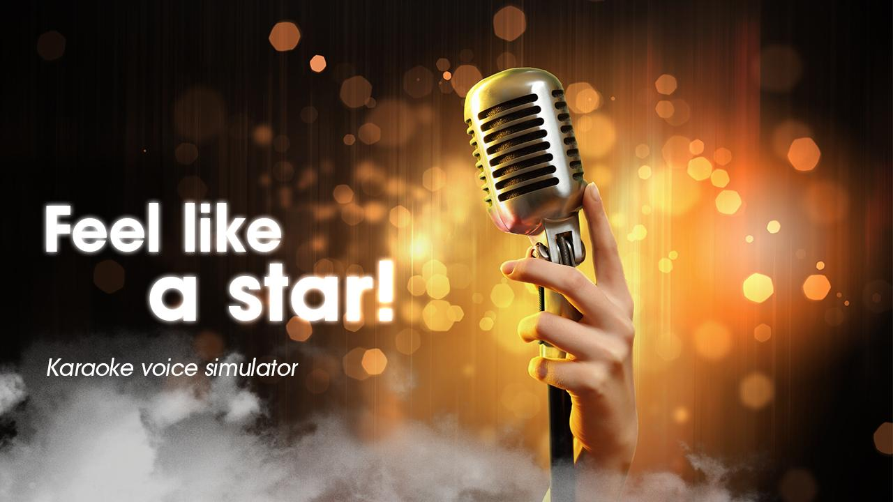 Karaoke voice sing & record for Android - APK Download