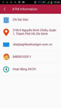 Agribank ATM screenshot 3