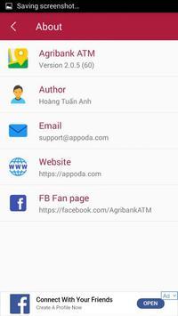 Agribank ATM screenshot 4