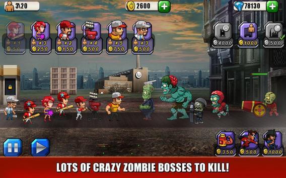 Baseball Vs Zombies Returns 截圖 1