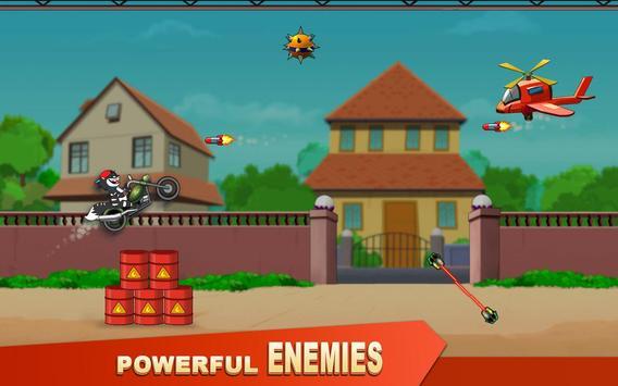 हनी बनी का जेटपैक - हीरो रन: गेम स्क्रीनशॉट 1