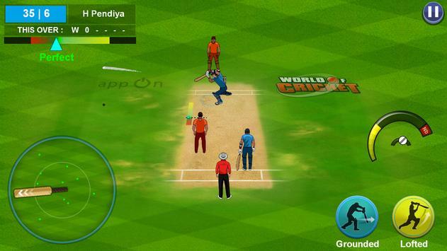 World of Cricket تصوير الشاشة 5