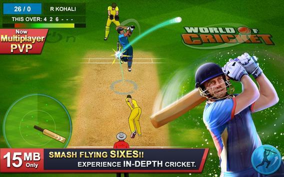 World of Cricket : World Cup 2019 plakat