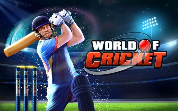 World of Cricket تصوير الشاشة 10