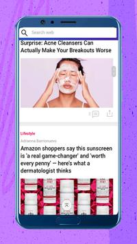 Yahoo Lifestyle is your source : for style, beauty screenshot 4