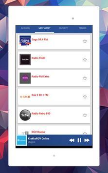 Radio Iceland + Radio FM Iceland - Radio Stations screenshot 15