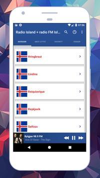 Radio Iceland + Radio FM Iceland - Radio Stations screenshot 16