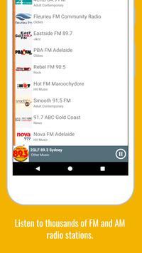 Radio World - Radio Online + World Radio Stations screenshot 1