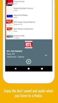 Radio World - Radio Online + World Radio Stations screenshot 5