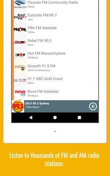Radio World - Radio Online + World Radio Stations screenshot 9
