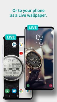 Watch Face App MR TIME Ekran Görüntüsü 3