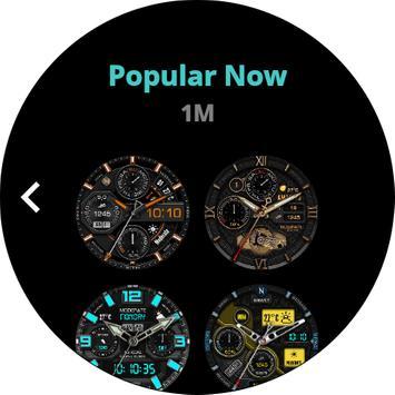 Watch Face App MR TIME Ekran Görüntüsü 6