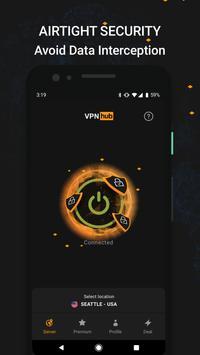 VPNhub 截圖 9