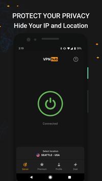 VPNhub 截圖 11