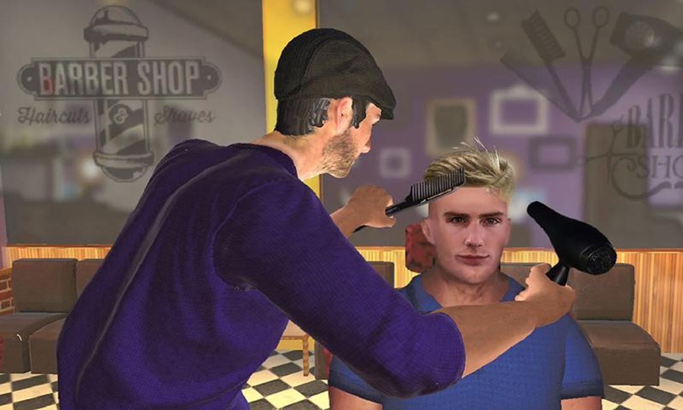 descargar juegos de peluqueria para hombres