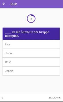 Deutsches K-Pop Quiz multifandom screenshot 1