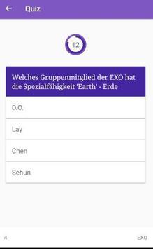 Deutsches K-Pop Quiz multifandom screenshot 2