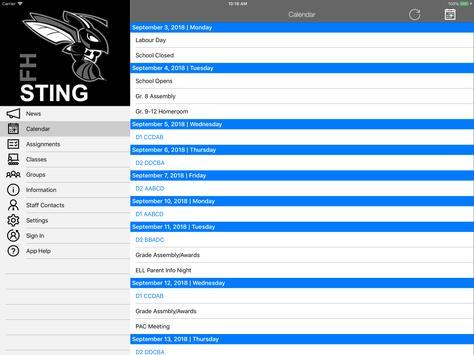 FH Sting screenshot 5