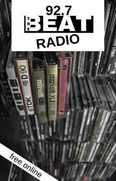 The Beat Radio Fm 92.7 - Hip Hop Music poster