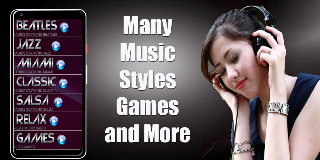60s 70s 80s 90s Old Music Radio Free for Android - APK Download