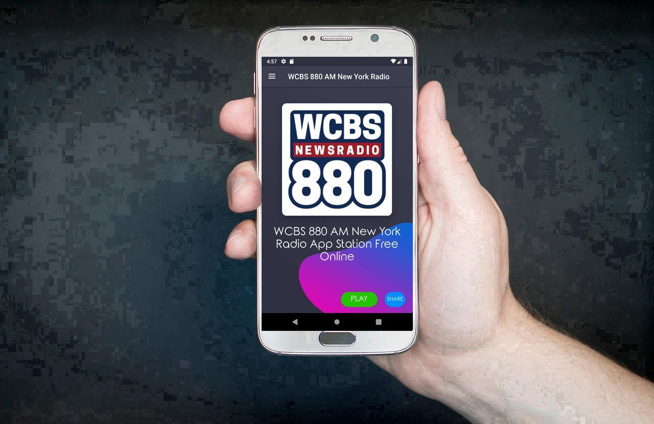 Wcbs 880 Am New York Radio App Station Free Online For Android Apk Download