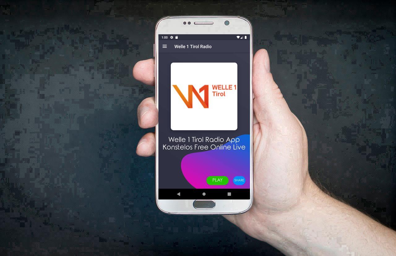 Radio u1 tirol stations radios app am fm online for android apk.