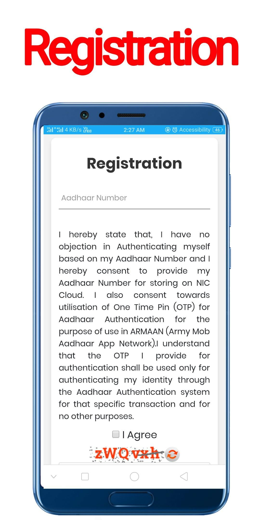 ARMAAN Army app HAMRAAZ arman pay slip downloads for Android