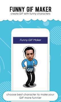 Funny Gif Maker poster
