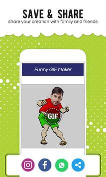 Funny Gif Maker screenshot 4