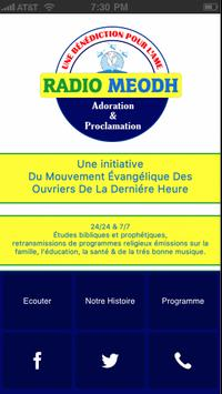 Radio Meodh poster