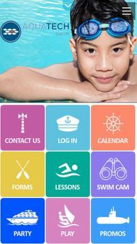 Aquatech Swim poster