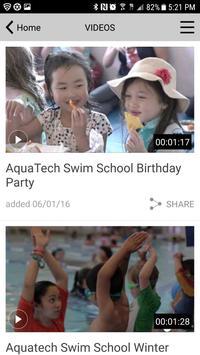 Aquatech Swim screenshot 13