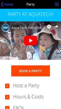 Aquatech Swim screenshot 2