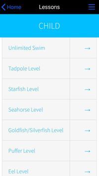 Aquatech Swim screenshot 4