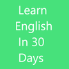 Learn English in 30 Days アイコン