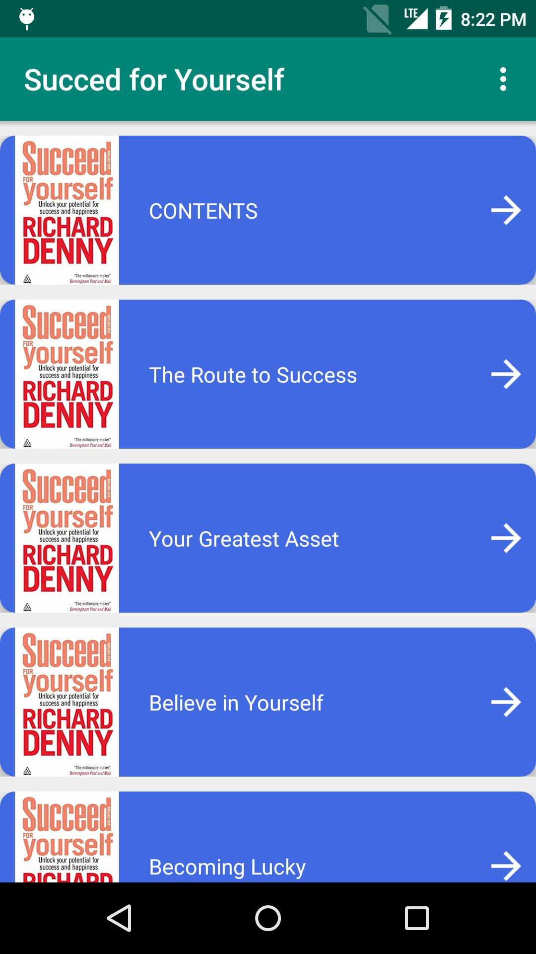 Succeed  for Yourself- Offline poster
