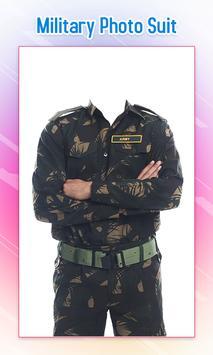 Military Photo Suit screenshot 2