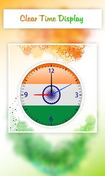 India Clock Live Wallpaper screenshot 2