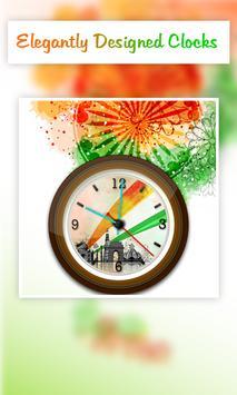 India Clock Live Wallpaper screenshot 4