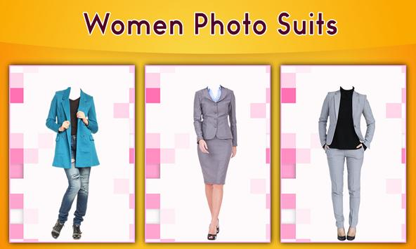 Women Photo Suits poster