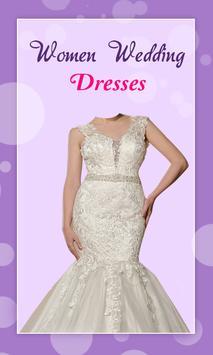 Women Wedding Dresses screenshot 1
