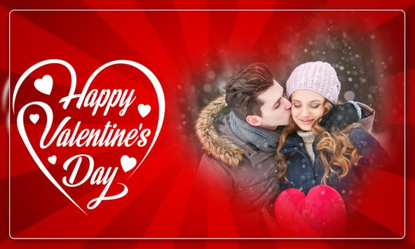 Valentines Day Photo Frames poster